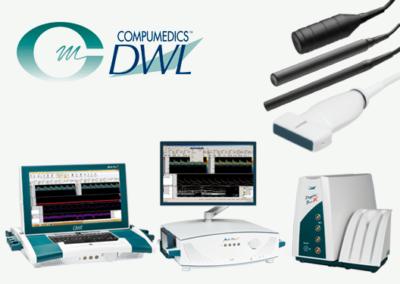 DWL TCD Transcranial Doppler COMPUMEDICS GERMANY DWL COMPUMEDICS GERMANY DWL