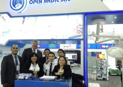 TECNOSALUD-2015 I - Open Medic Perú